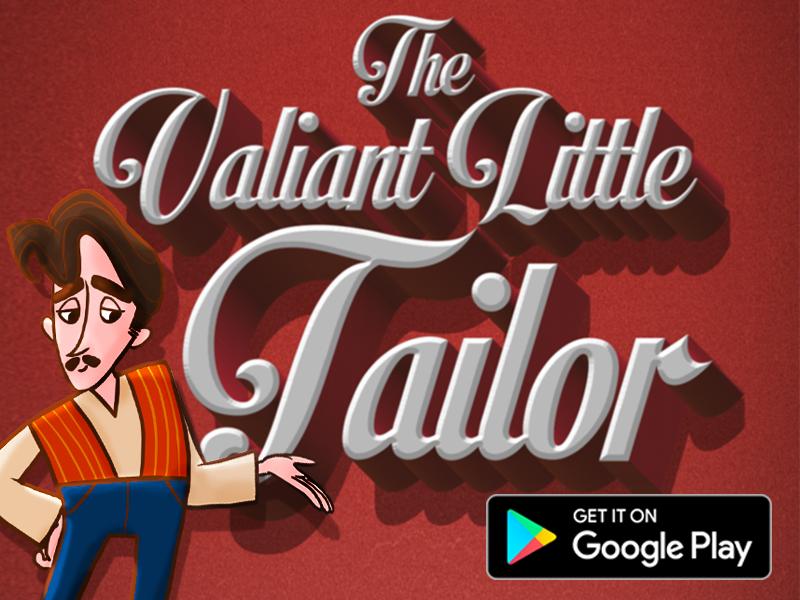 Valiant little Tailor Google Play App